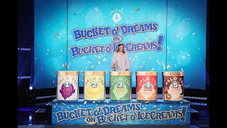 Download Song Adorable Ellen Fan Gets Lucky with 'Bucket o' Dreams or Bucket o' Ice Creams' Free StafaMp3