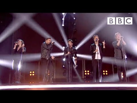 One Direction - Steal My Girl At Bbc Music Awards 2014 video
