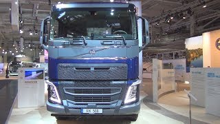 Volvo FH 500 I-Shift Dual Clutch 6x4 Tractor Truck (2017) Exterior and Interior