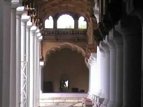 Madurai Heritage Thirumalai Nayak Palace video