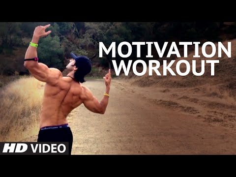 Motivational Workout VIDEO - Never Give Up!   Guru Mann   Health and Fitness