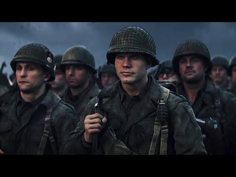 """Call of Duty: WWII - Présentation du personnage """"Red"""" Daniels"""