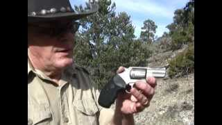 Charter Arms Snubbie .22 Mag Pathfinder Junk? Review & Shooting
