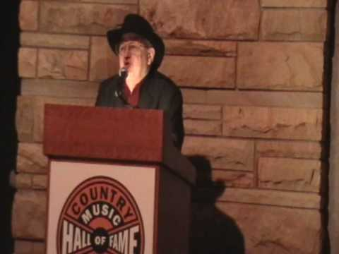 2009 Country Music Hall Of Fame Induction Announcement #4 - Charlie McCoy