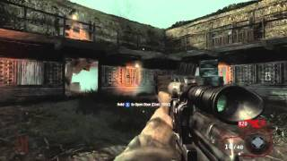 Black Ops Zombies_ Shi No Numa - Live Commentary - Part 1 - Attempt 1