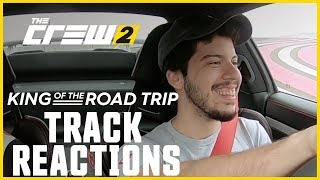 The Crew 2: LIVESTREAM - King of the Road Trip - Typical Gamer Track Reaction | Ubisoft [NA]