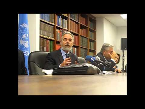 Brazil's FM Patriota Answers ICP on Eastern Congo, Criticizes NATO