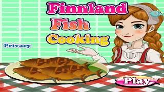 Game memasak ikan goreng finlandia-permainan memasak yang sangat seru banget!!!