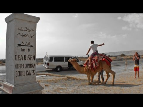 MAR MUERTO - MASADA - QUMRÁN - Tierra Santa - Turismo Israel - Dead Sea tourism - Holy Land Tour