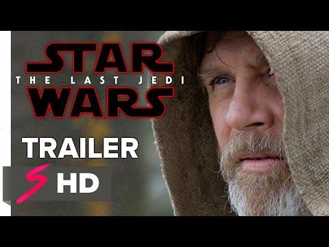 Star Wars: Episode VIII - The Last Jedi (2017) Teaser Trailer Daisy Ridley, Mark Hamill (Fan Made) streaming vf