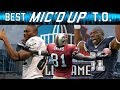 Terrell Owens Best Micd Up Moments | Sound FX | NFL Films