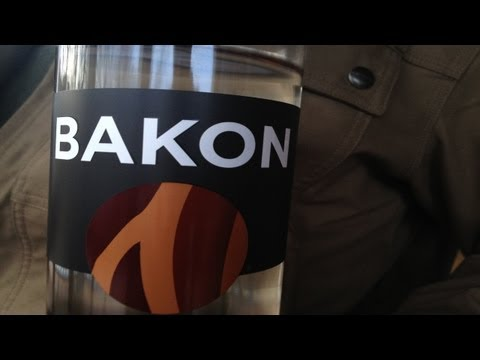 Taste Test - BaKon Vodka