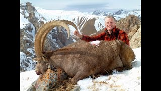 TUFF IBEX HUNTS IN CENTRAL ASIA by Seladang