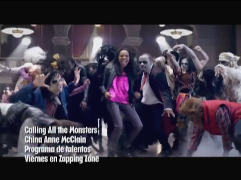 Programa de Talentos: ¨Calling All the Monsters¨ - Video Musical