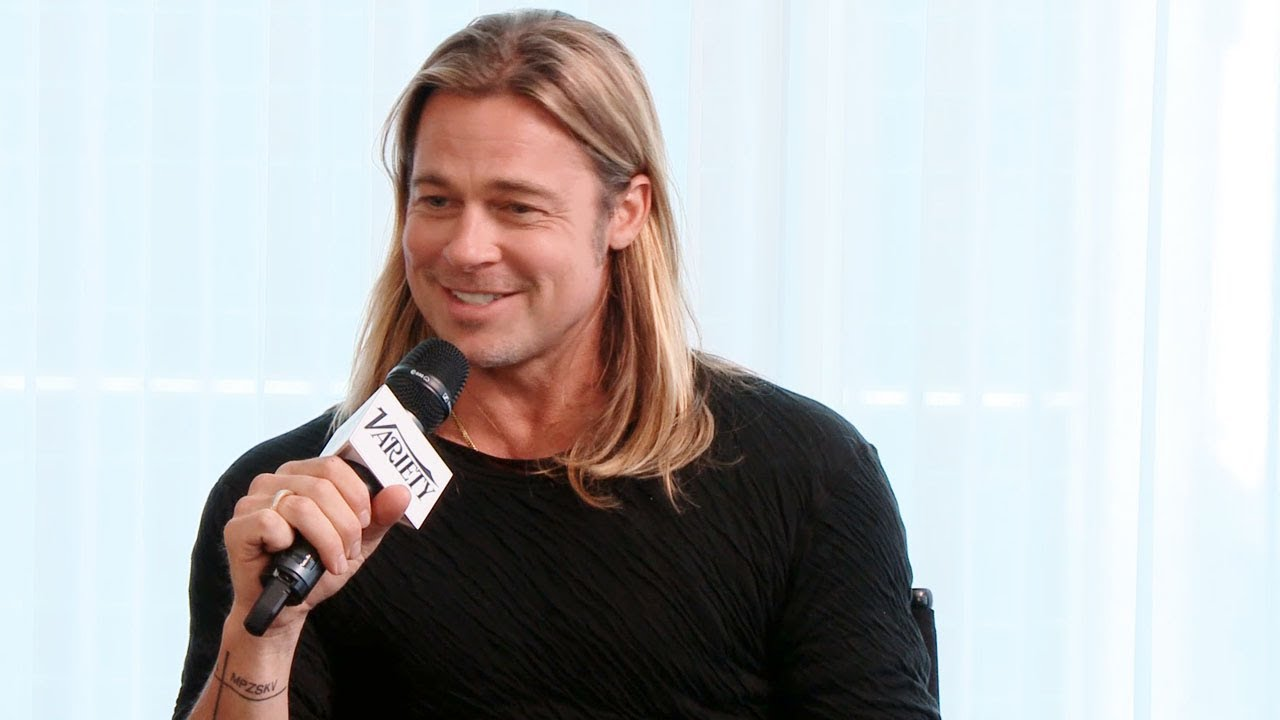Brad Pitt World War z Watch Brad Pitt Talks World War z 2