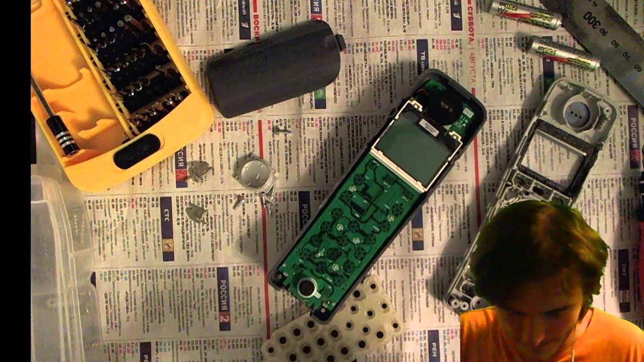 Ремонт домашнего телефона своими руками 5