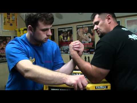 Trening of Armwrestling - 36(TOP ROLL) More explanations