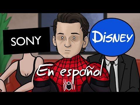 HISHE de Spider Man Lejos de Casa Escenas Extras