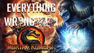 GamingSins: Everything Wrong with Mortal Kombat (2011 Reboot)