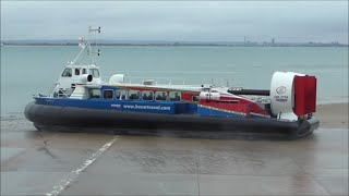 Isle Of Wight Hovercraft to Portsmouth Southsea