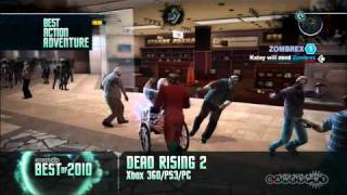 Best Action / Adventure Game 2010 Nominees