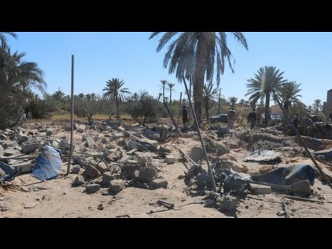 US Airstrikes against ISIS in Libya kill 40
