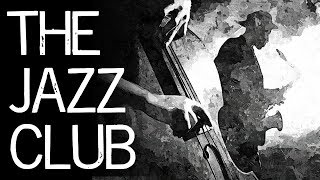 Late Night Jazz Club • Smoke Filled Jazz Saxophone • The Jazz Bar After Midnight