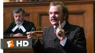 Holmes & Watson (2018) - The Defendant Is a Wanker Scene (3/10) | Movieclips