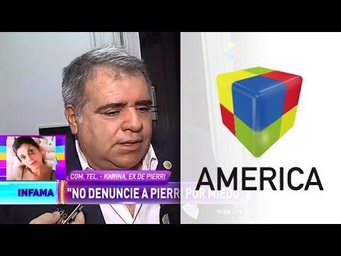 Acusan al abogado Miguel Ángel Pierri de violencia de género