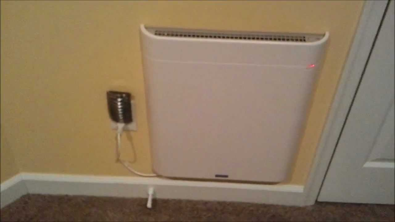 Envi Wall Mounted Room Heater