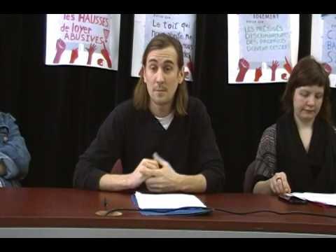 Conférence de presse du RCLALQ - 02