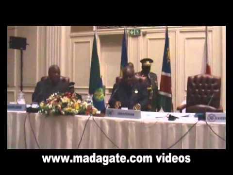 GABORONE SADC Closing 7 June 2011
