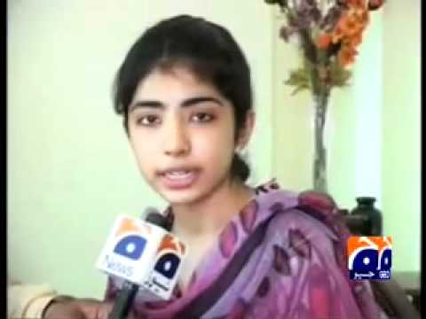 geo sargodha talented Maira Ali tops Matriculation examinations across Pakistan
