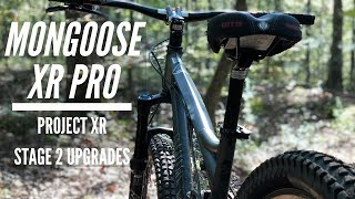 Upgraded Walmart Mongoose XR Pro - Project XR Stage 2