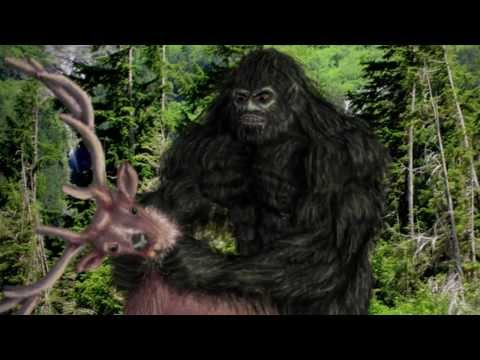 EXTINCT? - Episode 3 - How Human is Bigfoot  (bigfoot dna)