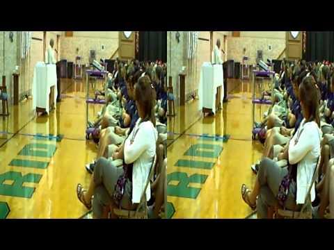Queen of Peace High School - All School Liturgy 2012