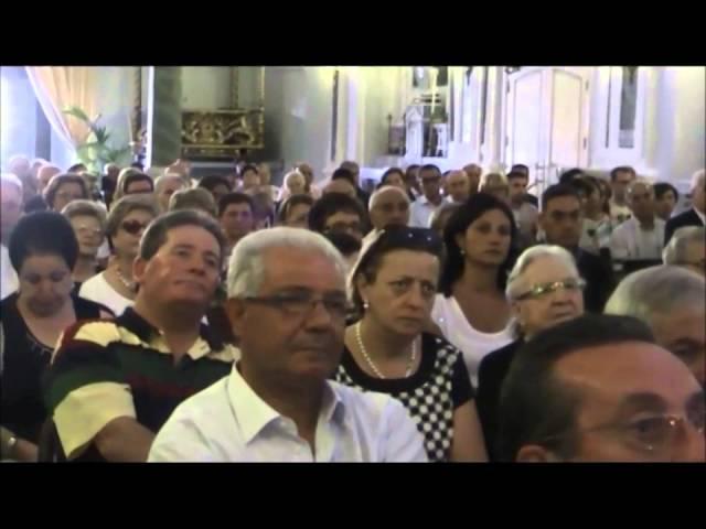 Filmato Cinquantaquattrini   Omelia Padre Ignazio 17082014