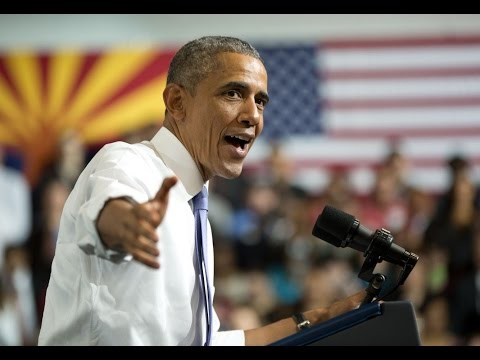 The President Speaks About Housing in Phoenix