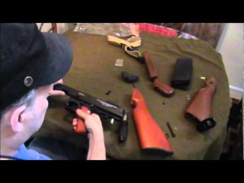 Know-It-All: M1A1 Thompson Wood Conversion Kit
