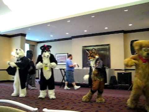 Fursuit Charades 4 [Anthrocon 2011]