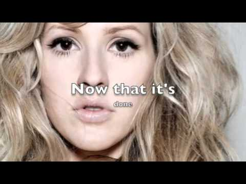 Ellie Goulding - Your Song (Lyrics On Screen) Music Videos