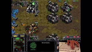 [Ranked] StarCraft Remastered 1v1 (FPVOD) Connor5620 (T) vs jinyonga (T) Destination