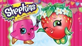 Shopkins | HAPPY BIRTHDAY STRAWBERRY FULL EPISODE | Shopkins cartoons | Toys for Children