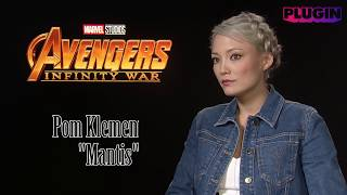 Interview - Pom Klementieff (Mantis) pour Avengers : Infinity War