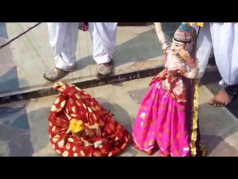 Rajasthan Puppet Show Jal Mahal Jaipur.