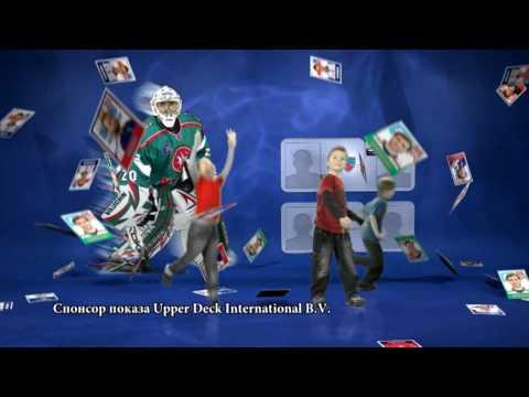 10 секундный рекламный ролик коллекции стикеров КХЛ