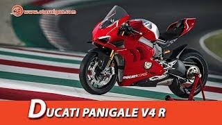 Panigale V4 R là siêu mô tô mạnh nhất của Ducati