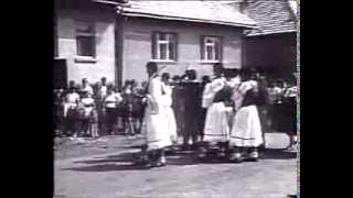 Podoby tanca obce Očová (1991)