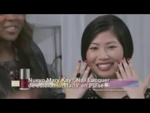LOOK PARA OJOS ASIATICOS-MARY KAY