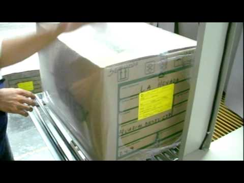 Demo Tunel de termoencogido MAQUITEC ANDINA